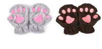 best mechanics gloves - Cat s paw high quality is refers to the cotton warm winter gloves as the best choice for Halloween gifts