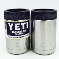Wholesale 2016 New arrvial Vacuum Insulated Tumbler Mugs Insulated Stainless Steel Car Beer Cup oz Rambler Colster