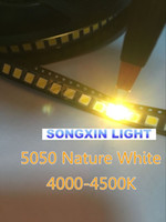 Wholesale SMD LED Diodes smd White Nature white led CCT k w MA NW