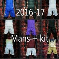 Wholesale Mixed Chelsea Real Madrid American Adult Kit jerseys Quick Shipping DHL