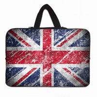 apple macbook pro carrying case - Union Jack inch Laptop Carrying Soft Bag Sleeve Case For quot Dell Inspiron Apple MacBook Pro Dell HP quot quot Zipper Pouch Cover Bag