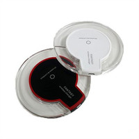 android phones uk - Hot selling Qi Wireless Charger Charging Pad universal chargers for samsung apple android phone Samsung Galaxy S6