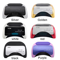 Wholesale Professional Nail Dryer W CCFL UV LED Lampe Nail Dryer for Nail Gel Polish New Nail Art Tool V