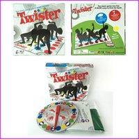 Wholesale Twister Game English Version Party Family Game With English Instructions Family Board Game Kid Educational Toy Party Play