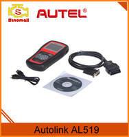 For BMW autel for sale - 2015 Sale Direct Selling Code Reader for Vw Launch Volvo Mercedes Autel Autolink Al519 Al Obd Ii Can Scan Tool Obd2 Scanner Diagnostic