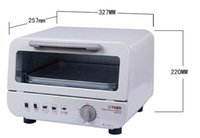 bbq pizza oven - 11L Mini household electric oven far infrared heating baking oven W Bread biscuits pizza fish electric bbq grills