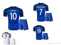 best ems pants - DHL EMS adult kit Coat pants Frence Jersey NEW BEST QUALITY MARTIAL BENZEMA GIROUD kit Jersey shirt