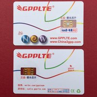 Wholesale ios Unlock Japan AU softbank iphone s s plus S with GPP LTE to work for any GSM WCDMA CDMA G G G LTE networking