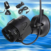 Wholesale Hot Sale W Black Aquarium Wave Maker Pump HZ For Nano Coral Reef Marine Fish Tank L H V V X10cm