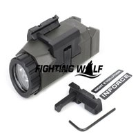 auto shoot - Night Evolution Tactical Gun CREE R2 LED Mode Lumens Flashlight APL Auto Rifle Handgun Torch for Hunting Shooting Sport