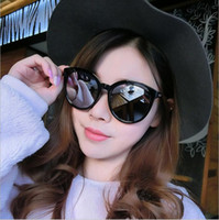 Wholesale Sunglasses for women Fashion new girl vintage sun glasses dress Party Casual UV400 PC clear Retro drive fishing travel
