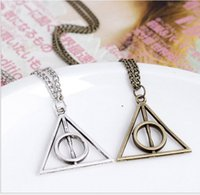 act days - Europe and the United States foreign trade act the role ofing is tasted Harry potter necklaces Luna deathly hallows triangle pendant sautoir