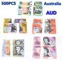 australian crafts - 500PCS Australian Trainings BANKNOTES Bank Staff Training Collect Learning Banknotes Arts Gifts Home Arts Crafts
