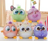 Wholesale NEW OFFICIAL quot PLUSH ANGRY BIRDS AND ANGRY PIG SOFT TOY ANGRY BIRDS COLLECTION