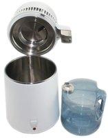 aluminum water tanks - Dental Equipment CE Certificate Dental Water Steam Distiller With Stainless Steel Water Tank Aluminum Fan Warranty Have Year