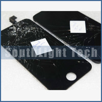 apple service warranty - Excellent Renew Service For iPhone S C LCD Display Touch Digitizer Complete Screen with Frame Assembly Replacement Parts With Warranty