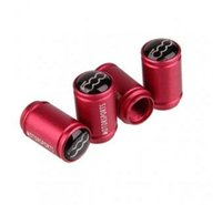 air valve caps - 4pcs set Aluminum Alloy Car Wheel Tire Valve Caps Auto Tyre Air Stem Covers Modify Trye Valve Caps