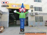 ad dancer - Inflatable air dancer clown cheap inflatable sky dancer customized ad dancers