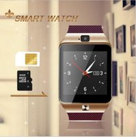 All Compatible English Mood Tracker DZ09 Bluetooth Smart Watch Sport Smartwatch GSM SIM Card For Android IOS Phone