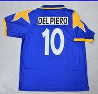 Wholesale Retro Final Piero Jerseys High Thailand Quality Football Shirts
