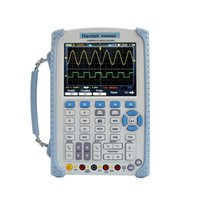 Wholesale Hantek DSO8060 Channels in Digital Oscilloscope Handheld Industrial Multimeter MHz MSa s Mobile Laboratories