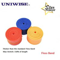 Wholesale resistance band pilates Fitness Floss Band New Crossfit Pain Relief Resistance Band Yellow Blue Red resistance band pilates