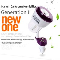 better car sales - Newest car humidifer with usb connector humidifers from dannywholesale better quality on sale