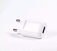america plug adapter - Remax RP U11 USB Charger Plug Adapter USA America amp EU Europe Standard Flat amp Round Pins USB Port V A