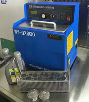 Wholesale Hot sales high power ultrasonic cleaning machine for cleaning injectors at same time common rail nozzle ultrasonic cleaner