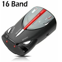 band detector - arrival Cobra XRS full Band High Performance Radar detector Car Laser Detector with Russian English Voice