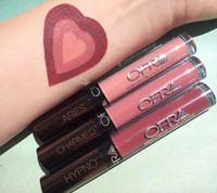 aries charm - OFRA Liquid Lipsticks long lasting lip gloss Manny MUA X Ofra makeup lipgloss Aries charmed hypno high quality