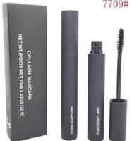 Wholesale 2016 Hot New Brand Professional makeup mascara ml cruling waterproof eye black a