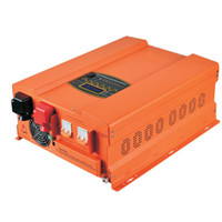 ac solar generator - 1500W DC to AC Solar Power Inverter wth Charger VAC VAC Doule Output Auto Generator Starting