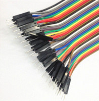 Wholesale Lowest price in Row Dupont Cable line cm mm pin p p female to female jumper wire for Breadboard