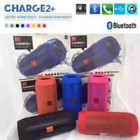 Wholesale Charge2 Bluetooth speaker JBL Bluetooth Subwoofer Speaker Bluetooth Stereo Speakers Portable Wireless Mini Speaker Pulse Charge2 Speakers