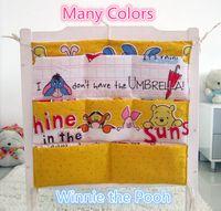 baby pram sets - Promotion Kitty Mickey cm Waterproof Baby Pram Stroller Nylon Bag Diaper Storage Bag baby bedding set