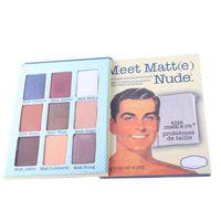 area shadow - Eye Area Makeup Eye Shadow Eyeshadow Meet Matte Nude Color Eye Shadow Beauty Makeup Tool Powder