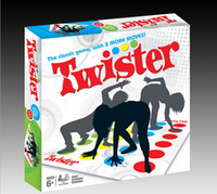 Wholesale Twister Game Great Test Of Balance And Flexibility Classic Party Game Parent Child Games fast ship by DHL