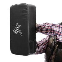 Wholesale Hot selling PU Leather Taekwondo MMA Boxing Kicking Punching Pad TKD Training Gear Sanda Fighting Muay Thai Foot Target New order lt no tr