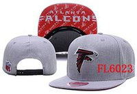 atlanta falcons hat - Discount Football Atlanta Snapbacks hats Falcons Caps Brand Sports Team Hats Draft Highly Snapback Caps Sporting Hats Cotton Summer Cap