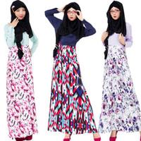 beautiful arab women - 025 new Arab robes super beautiful costume casual dress women dress Long Hui Muslim Middle East Arabia