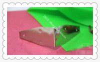 b jewelry piece - 20pcs B silver edge corner angle box corner piece fixed four jewelry box corner trim angle length mm