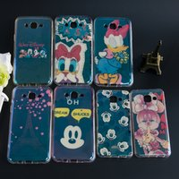apples tide - 2016 New Personality Design For TPU Blue Ray Cartoon For Apple Iphone S Case Thin Silicone Soft Shell Phone Lovers Tide Cool Personality