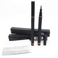 Wholesale Eyeliner Pen Eyeliner Pencil Waterproof Black Eyeliner Long lasting Cosmetic Eye Makeup DHL