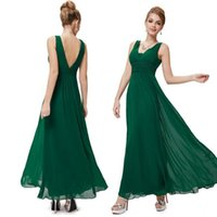 Wholesale 2016 new womens sexy sleeveless summer V neck evening party dresses fashion casual plus size spring Slim ladies clothing