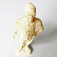 acupuncture education - Pengshi Human acupuncture points model medical education model soft plastic cm Height male Chinese