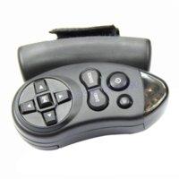 al por mayor dvd vcd control remoto-Envío libre El volante universal del coche que aprende teledirigido para la rueda mitsubishi del CD CD VCD del coche