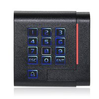 access single - Generic KHz Single Door Proximity RFID Card Access Control Keypad Wiegand bit Support Users F1685A