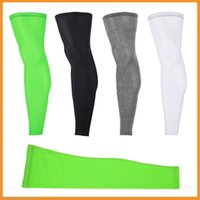 Wholesale ARSUXEO Outdoor Sports Cycling Legwarmers Football Running Jogging Sports Leg Sleeves Uvioresistant Guarding Knee