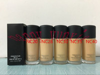 Wholesale Factory Direct DHL New Makeup Super Quality MA30 Studio Fix Foundation Liquid ml
